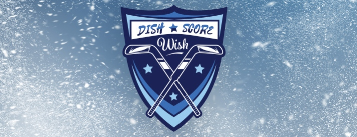 dish score wish event graphic